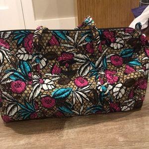 Vera Bradley Travel duff. Bag